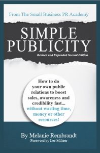 Simple Publicity - How to do your own PR